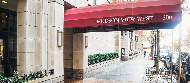 Hudson View West