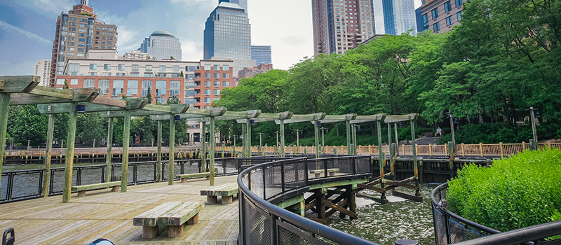 Parks - BATTERY PARK CITY AUTHORITY
