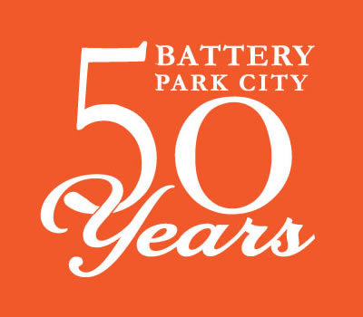 Battery Park City - 50 Years - 1968-2018