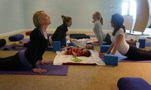 Parent-baby-yoga