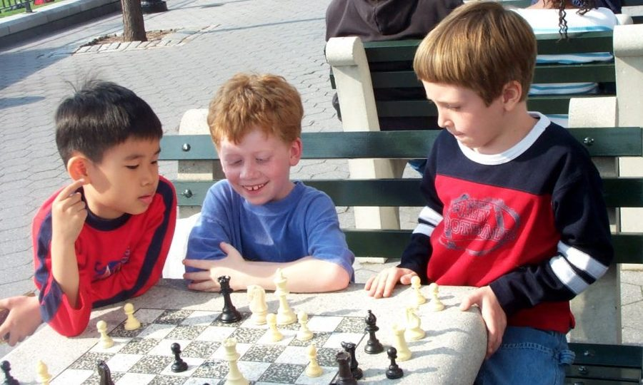 Chess Lessons for Children (Beg. 5-7yrs)