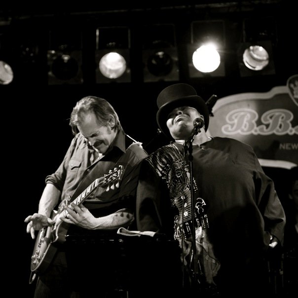 River & Blues: Alexis P. Suter & The Ministers of Sound
