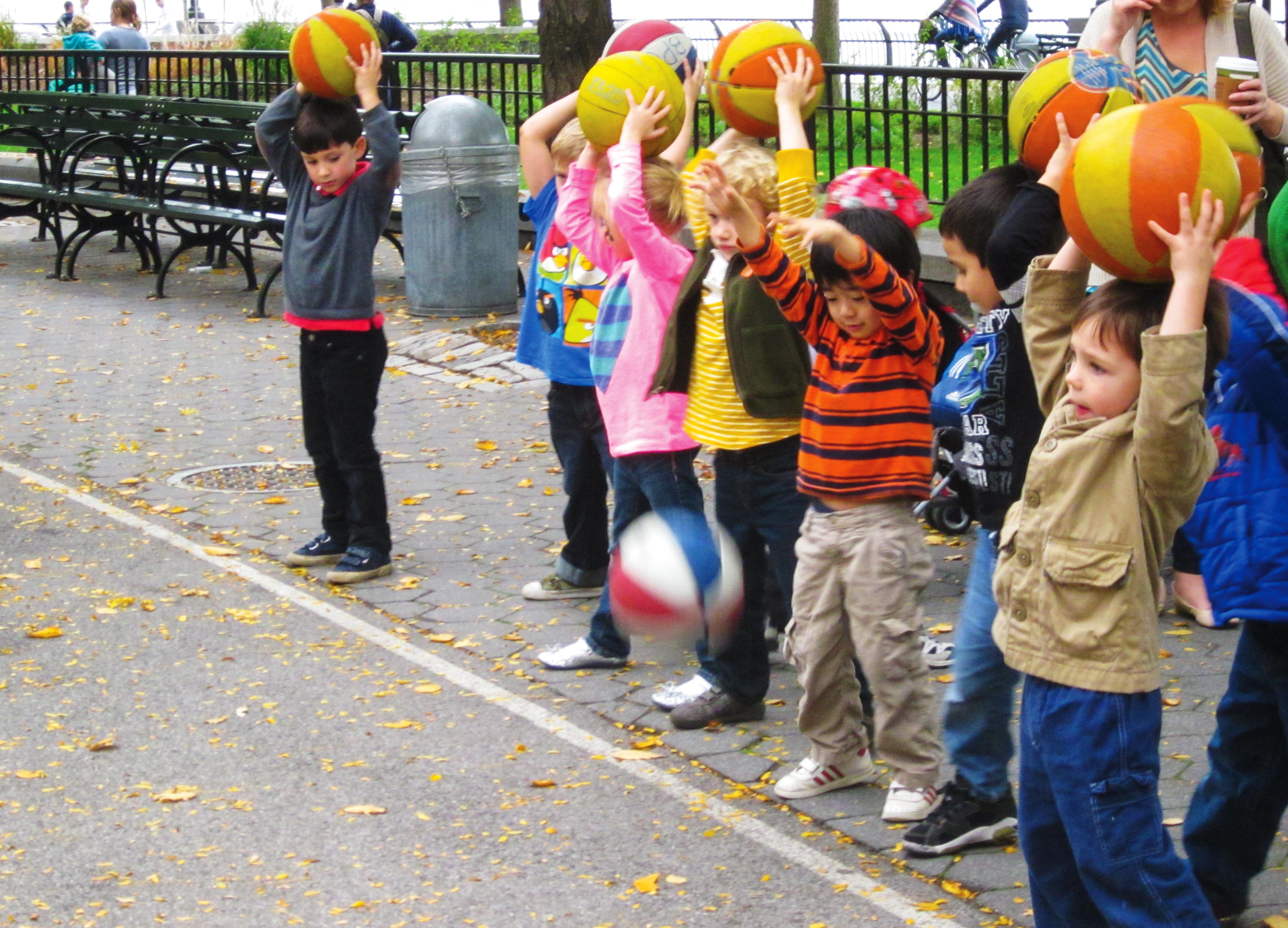 BPCA Kids Basketball
