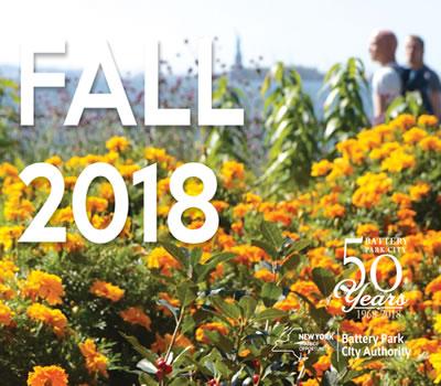 Fall 2018 Calendar