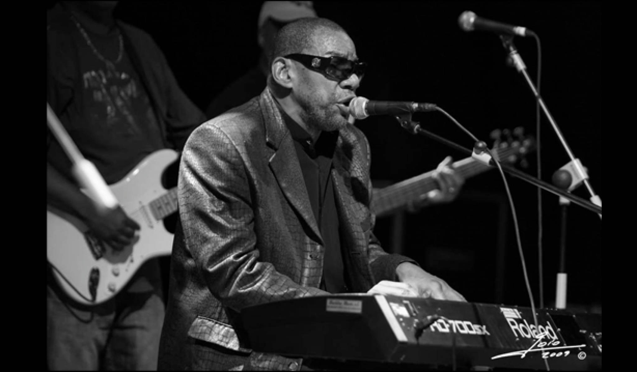 River & Blues: Henry Butler & Friends