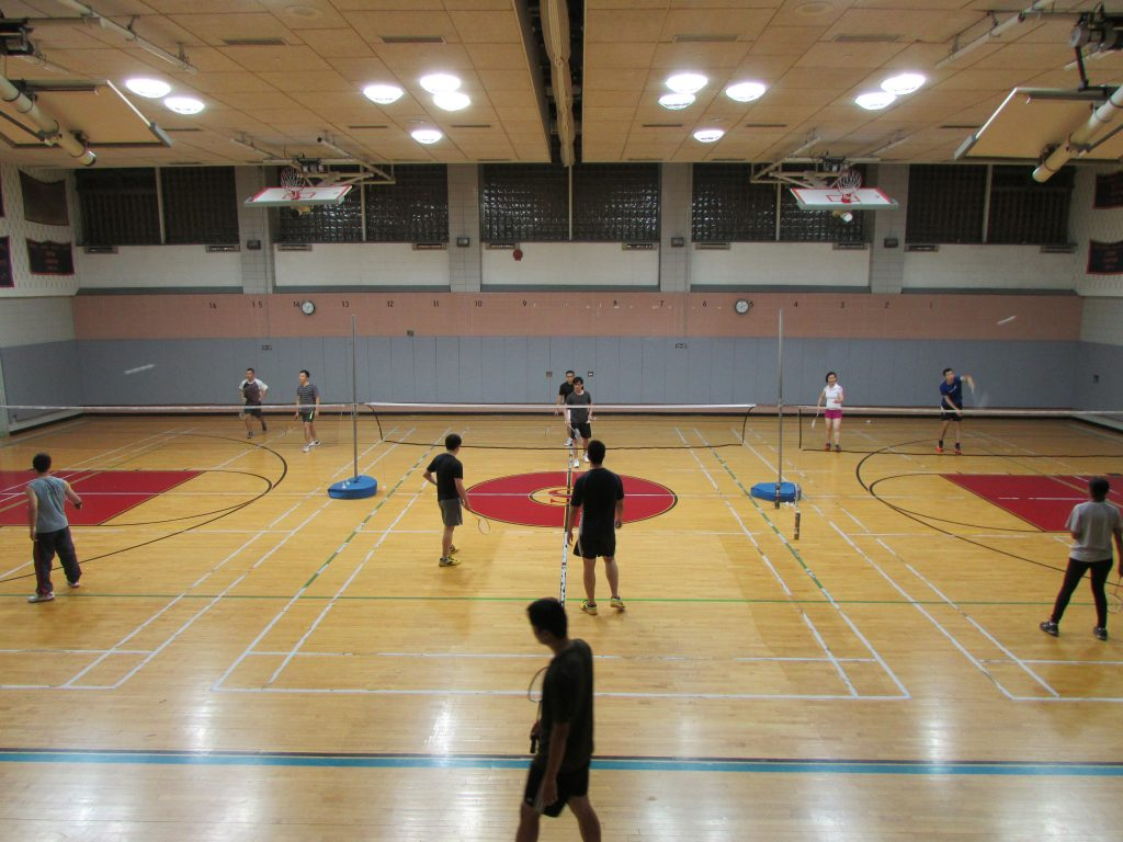 Stuyvesant High School Badminton
