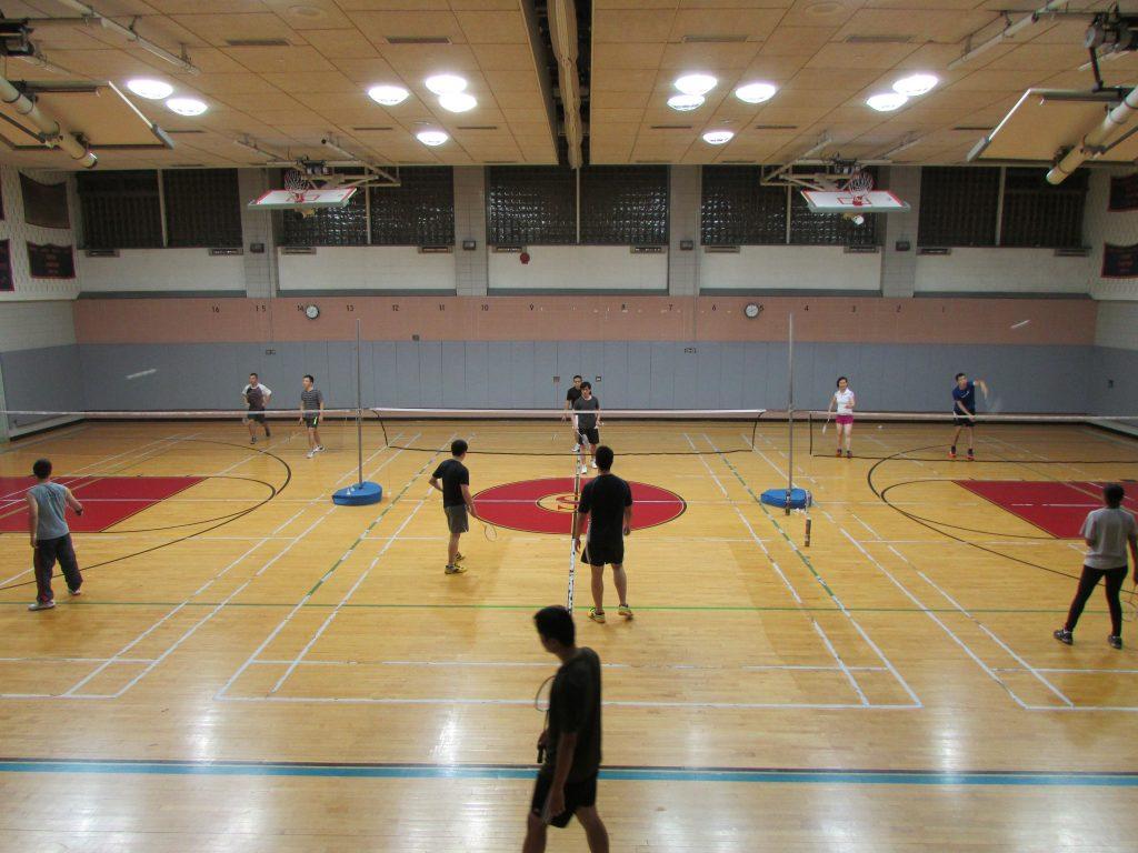Stuyvesant High School Badminton