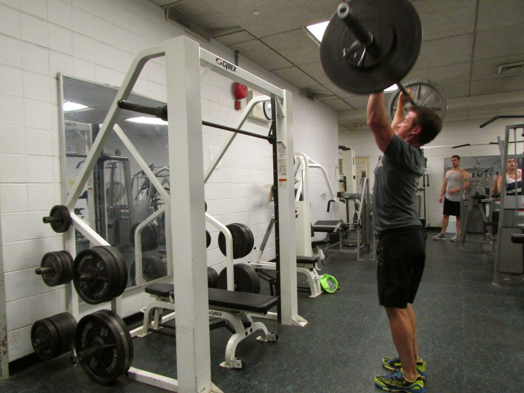Stuyvesant High School Weight Room