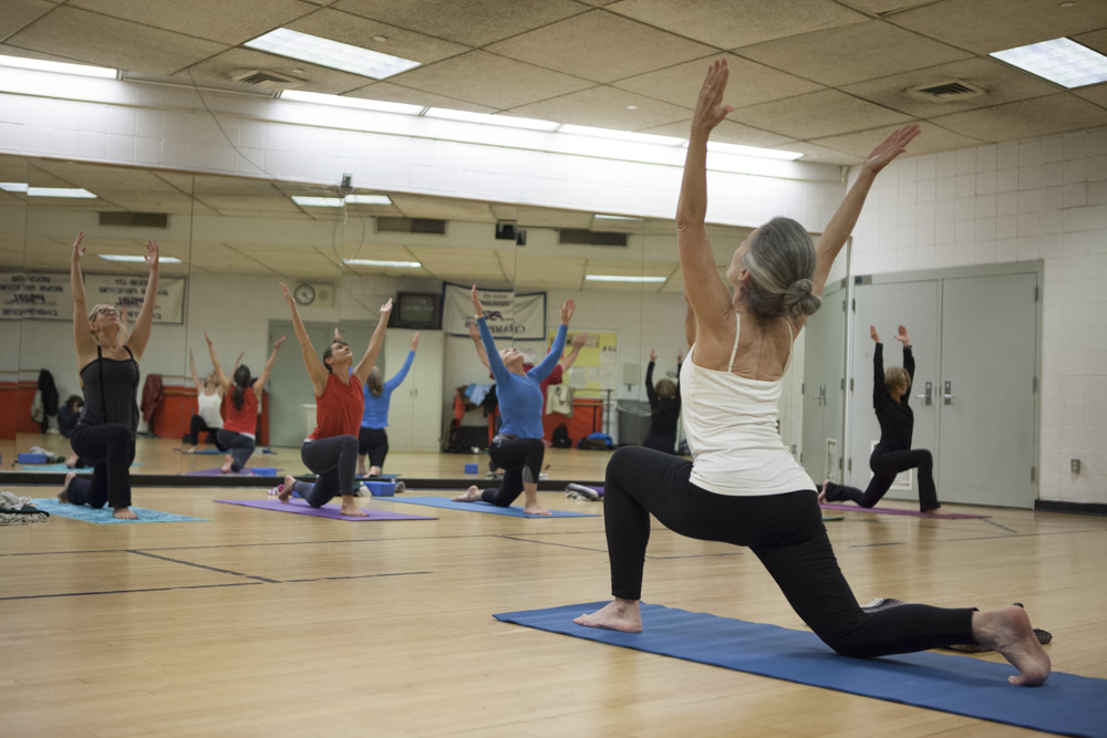 Stuyvesant High School Yoga