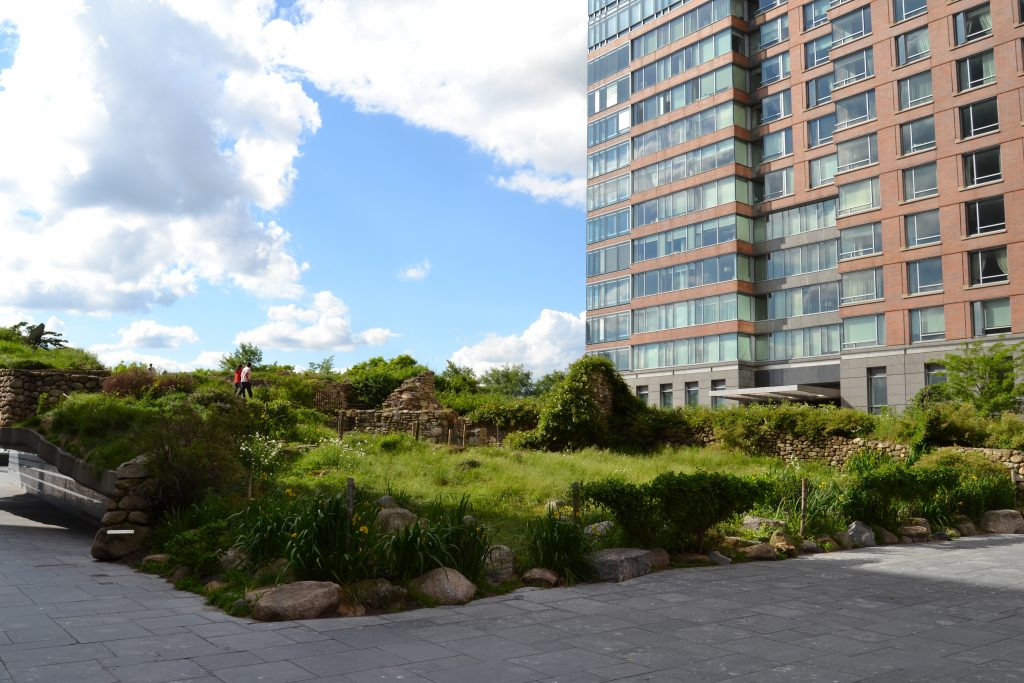 The Irish Hunger Memorial